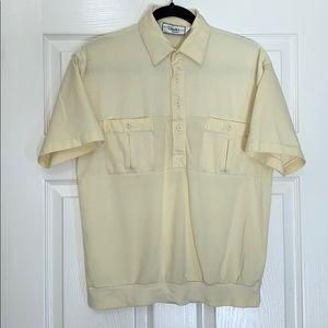 Classics by Palmland 80's VTG Golf Polo Shirt Sz M